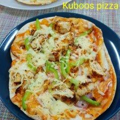 Kuboos pizza